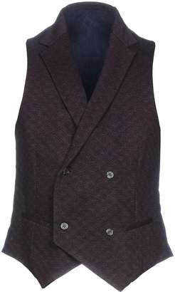 VINCENT TRADE Vests - Item 49363585UM
