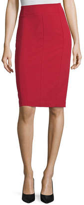 WORTHINGTON Worthington Essential Suiting Pencil Skirt