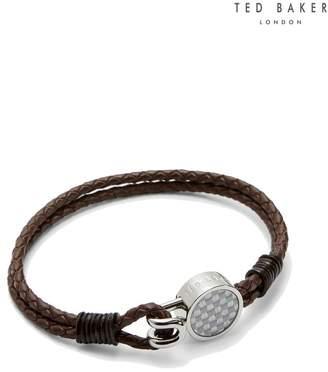 Mens Brown Bracelet - Brown