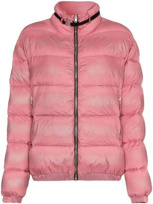 Alyx buckle embellished feather down padded jacket