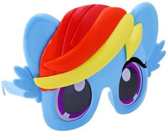 My Little Pony Sun Staches Sunstaches Officially Licensed Rainbow Dash Pony