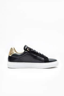 Zadig & Voltaire ZV1747 Skulls Sneakers
