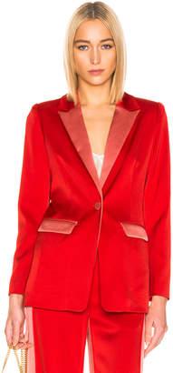Alexis Nevra Blazer in Red | FWRD