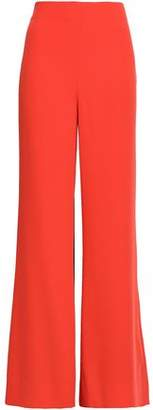Diane von Furstenberg Crepe Wide-leg Pants