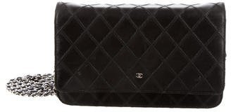 Chanel Chanel Quilted Wallet On Chain