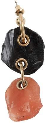 Proenza Schouler Gold Metal Earrings