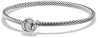 David Yurman Infinity Bracelet with Diamonds
