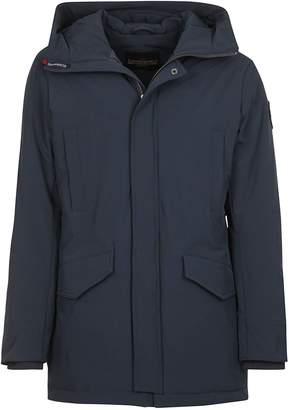 Museum Hooded Jacket