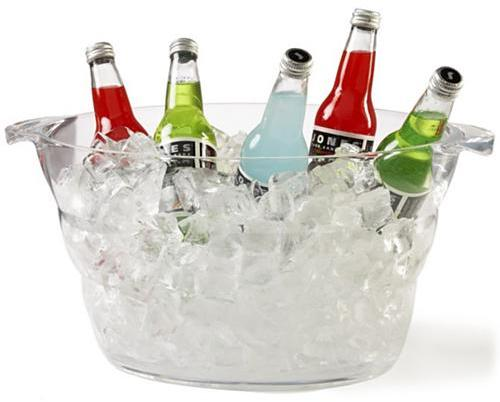 Acrylic Beverage Bucket