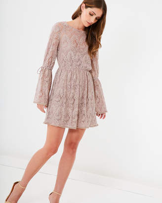 Indiana Lace Mini Dress