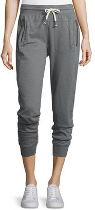 Grey State Megan Cuffed Jogger Pants $145 thestylecure.com