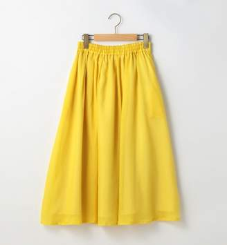 Tiara (ティアラ) - ティアラ ボイルギャザーカラースカート