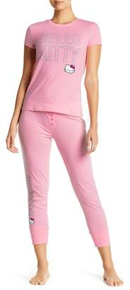 Hello Kitty Simply Basic 2-Piece Pajama Set