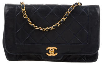 Chanel Chanel Quilted Lambskin Flap Bag