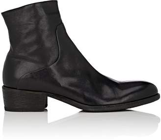 Elia Maurizi Men's Washed Leather Boots