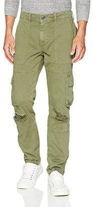 True Religion Men's Military Cargo Pant