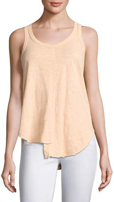 Wilt Women's Shifted Shirttail Tank Top
