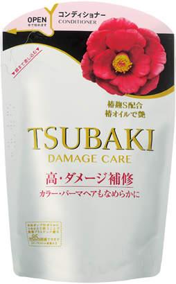@cosme store online (アットコスメ ストア オンライン) - アットコスメストア オンライン TSUBAKI ダメージケア コンディショナー ナチュラルなフローラルグリーンの香り 詰替 (345mL)