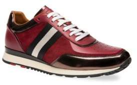 Bally Aston Runner Low-Top Leather Sneakers