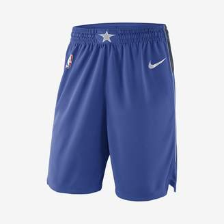 Nike Dallas Mavericks Icon Edition Swingman Men's NBA Shorts