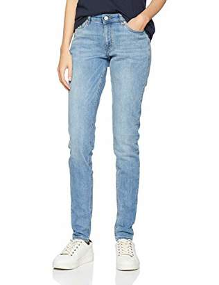 Q/S designed by Women's's 45.899.71.2841 Skinny Jeans, (Blue 54z6), (Size: 40/L32)