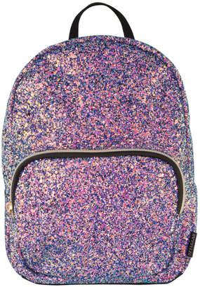 Fashion Angels Chunky Glitter Mini Backpack