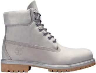"Timberland 6"" Boot Light Grey Waterbuck"