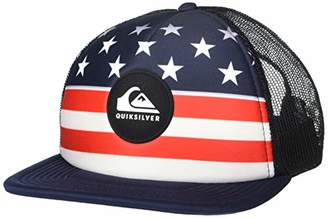 0b7a0b13 Quiksilver Trucker Hat - ShopStyle