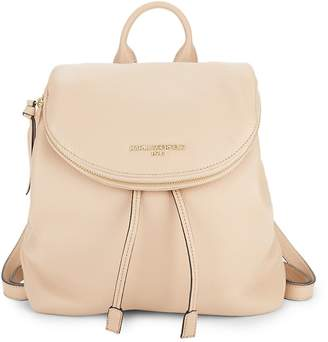Karl Lagerfeld Women's Leather Backpack