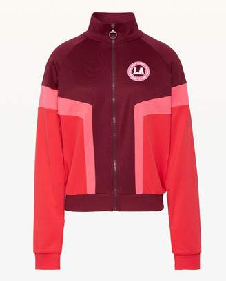Juicy Couture JXJC Colorblock Tricot Track Jacket
