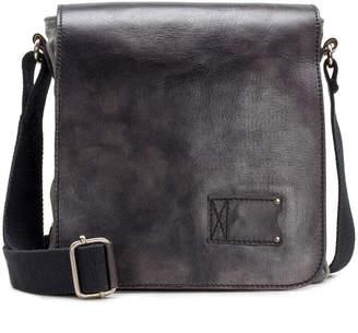 Patricia Nash Men's Leather North South Crossbody Bag