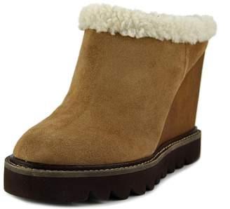 BCBGeneration Nerissa Women US 6.5 Tan Wedge Heel
