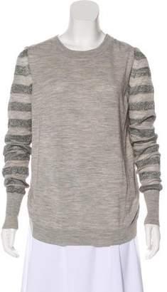 3.1 Phillip Lim Wool Long Sleeve Top