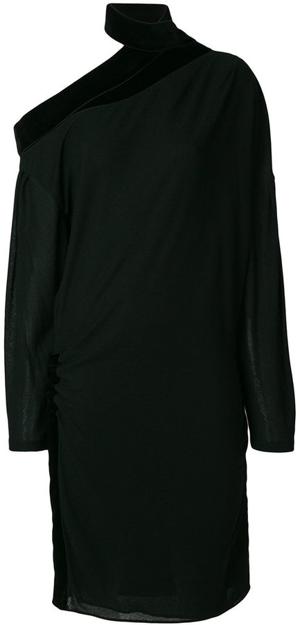 Tom Ford cold shoulder dress