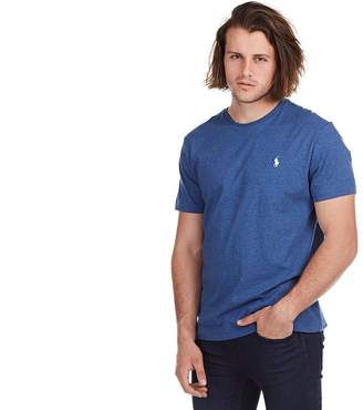 Ralph Lauren Polo Men's Classic Fit Solid Crewneck T-Shirt