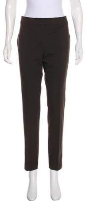 Akris Punto High-Rise Straight-Leg Pants w/ Tags