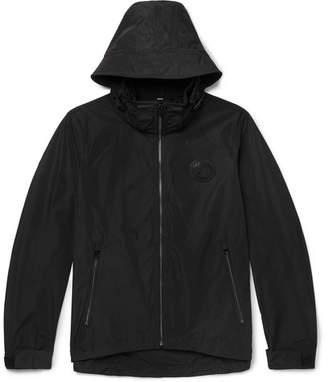 Burberry Logo-Appliqued Padded Nylon Hooded Jacket