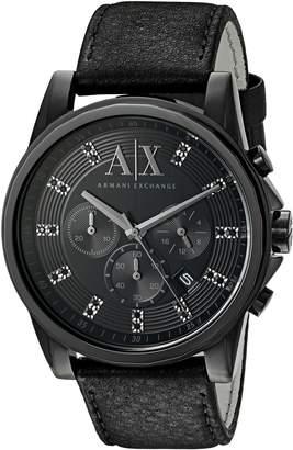 Armani Exchange A|X  Men's AX2507 Outer Banks Analog Display Quartz Watch