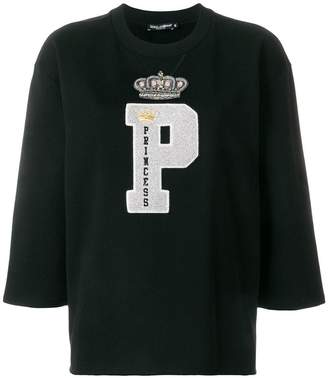 Dolce & Gabbana Princess sweater