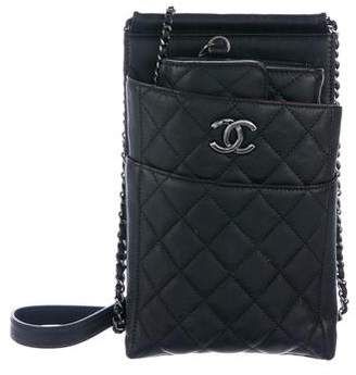 Chanel CC Mini Waiter Bag