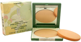 Clinique Women's .27Oz #01 Stay Buff Stay-Matte Sheer Pressed Powder
