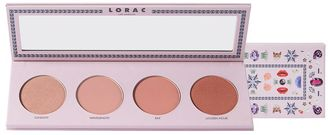 LORAC California Dreaming Cheek Palette $30 thestylecure.com