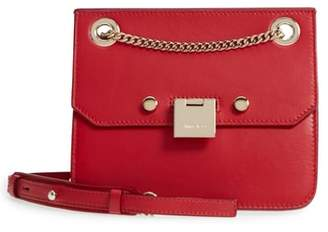 Jimmy Choo Rebel Mini Colorblock Leather Crossbody Bag