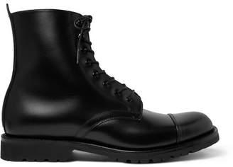 Cheaney Trafalgar Cap-Toe Leather Derby Boots