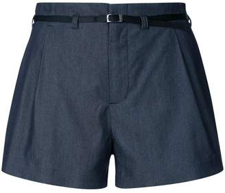 GUILD PRIME pleated shorts