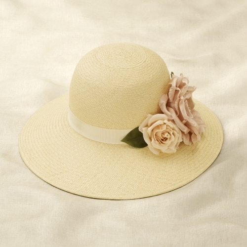 Rugby Evelina Straw Floppy Hat