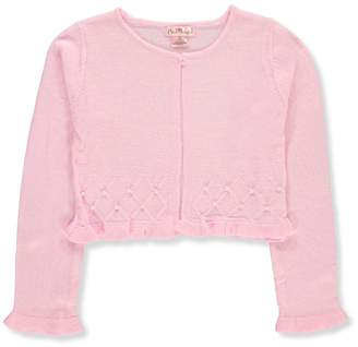 Pink Angel Angel Little Girls' Toddler Shrug