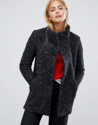 Only Sophia Noma Wool Blend Coat