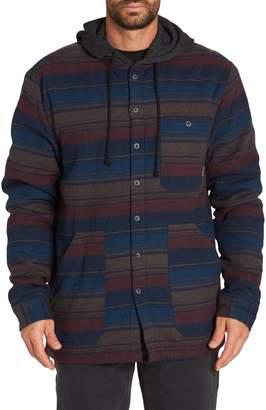 Billabong Baja Hooded Cotton Jacket