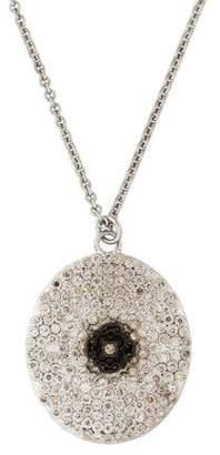 Armenta Diamond Shield Pendant Necklace